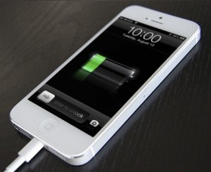 charging iphone 5s