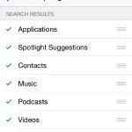 spotlight search customization