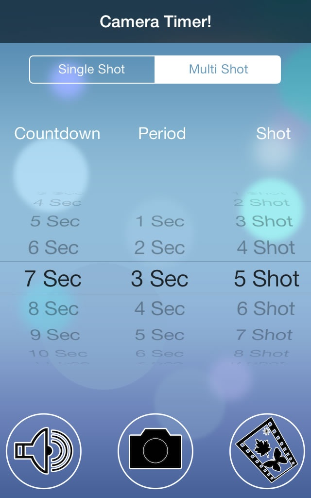 Set Iphone Camera Timer For Automatic Photos