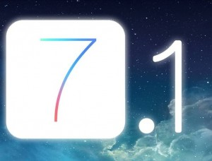 ios 7.1 logo