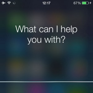 siri answers to call