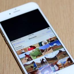 iphone 6 plus reachability tip