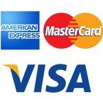 american express mastercard visa logo