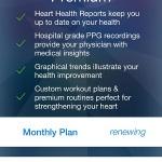 instat heart rate premium
