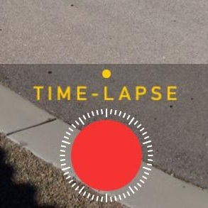 ios 8 time-lapse feature