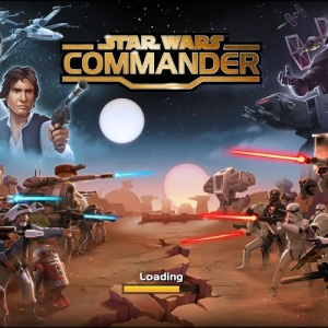 star wars commander loading screen
