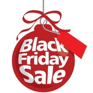 black friday sales logo