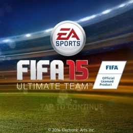 fifa 15 launch screen