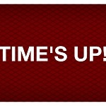 heads up time's up notification