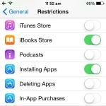 ios app store restrictions