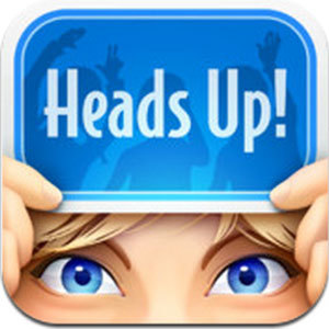 iOS Heads Up icon.