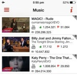saved youtube video list