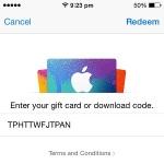 app store download code