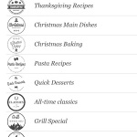 kitchen stories recipe filters