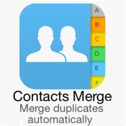 merge or delete duplicate iphone contacts