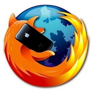 mozilla firefox on iPhone