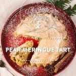 pear meringue tart recipe