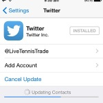 twitter update contacts trick