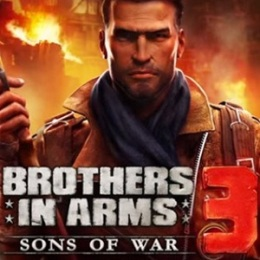 brothers in arms 3 sons of war