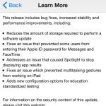 ios 8.1.3 update content