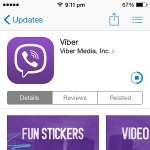 updating to viber 5.2.1