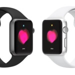 apple watch heartbeat sharing feature