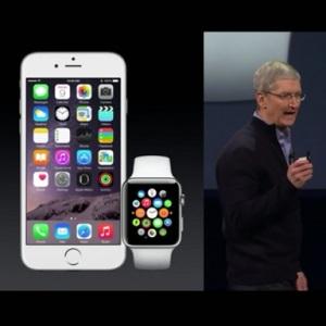 apple watch tim cook presentation