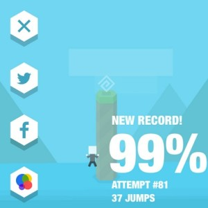 mr jump level 1 score