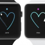 apple watch animated sketches