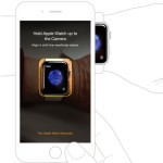 apple watch automatic pairing using iphone camera