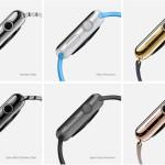 apple watch case materials