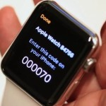 apple watch code for manual pairing