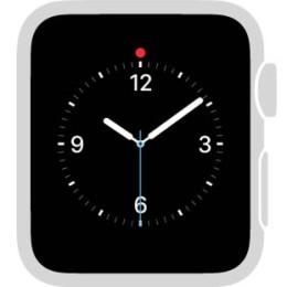 apple watch pending notification indicator