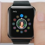 apple watch select favorite contacts screen