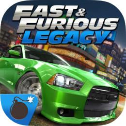 fast & furious legacy logo