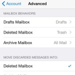 iphone mail app settings