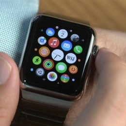 taking a screen capture on apple watch