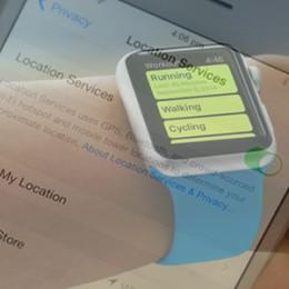 apple watch accelerometer calibration