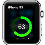 battery mate apple watch glance