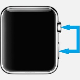 force restart apple watch trick