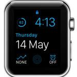locked apple watch
