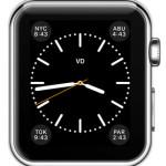 world clock on apple watch utility app