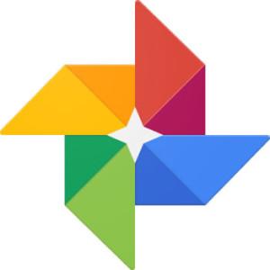google photos for ios app icon