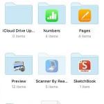 icloud drive ios 9 app