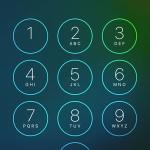ios 9 6-digit passcode
