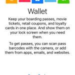 ios 9 wallet home screen