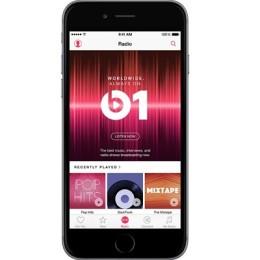 iphone running apple music