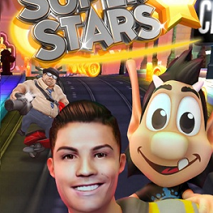 ronaldo and hugo superstar skaters