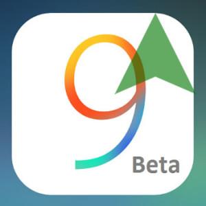 upgrade to ios 9 beta