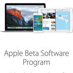 apple beta software program sign up